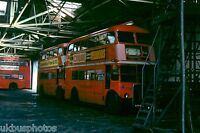 London Transport RT Finale Day RT1790 7th April 1979 Bus Photo