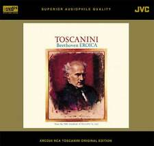 XRCD BEETHOVEN Symphony No. 3 EROICA TOSCANINI *RARE*
