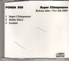 (DR420) Fonda 500, Super Chimpanzee - 2000 DJ CD
