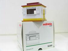 """MÄRKLIN 16101 BLECH ZEITUNGSKIOSK  """"REPLIKA""""  M220"""