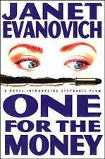 One for the Money Stephanie Plum Book 1 Hardcover Janet Evanovich FREE SHIPPING