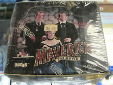 1994 Maverick Movie Trading Card 36 Unopened Pack Box Cards