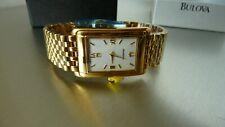 Bulova men's quartz watch,brand new.