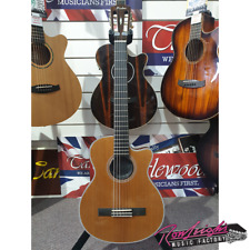 Shadow JMCC44 Solid Body Classical Nylon String Acoustic Electric Guitar