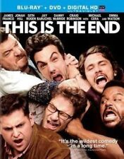 This Is The End 0043396417625 With James Franco Blu-ray Region a