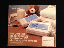 "Realistic. FM Cordless Baby Room Monitor ""FREE"" 9V battery.VINTAGE QUALITY"