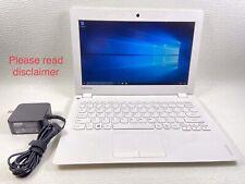 "lenovo ideapad 110S Model 80WG 11"" Windows Laptop PC Very Good Condition."