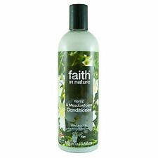 Faith in Nature Hemp & Meadowfoam conditioner 400ml