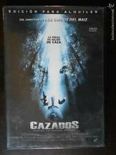 DVD CAZADOS - EDICION DE ALQUILER (6J)