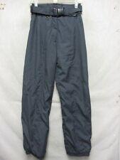 D7503 Obermeyer Gray Insulated Polyester High Grade Arctic Pants Women 26x29