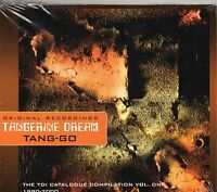 Tangerine Dream-Tang-Go-(2 CD Set)-Brand New-Still Sealed