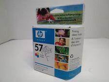 HP 57 Tri Color Inkjet Print Cartridge Sealed In Box Expired 3/2006 Singapore