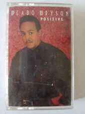 ♫ Peabo Bryson - Positive (Cassette, Tape) Working Great Tested Free Shipping!
