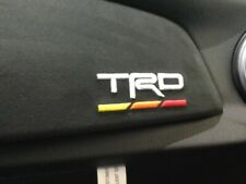 Genuine Toyota 86 TRD Edition Dash Panel Insert SU003-07937