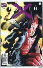 Earth X 1999 series # 4 near mint comic book