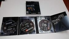 Very Good Condition Mass Effect Trilogy 1 2 3 [PlayStation 3 PS3]