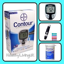 Bayer Contour Blood Glucose Meter/Monitor/System - NEW & BOXED - RRP £69.99