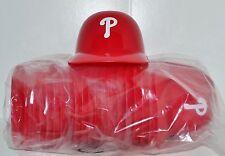 Lot of (20) PHILADELPHIA PHILLIES Ice Cream SUNDAE HELMETS New Baseball Mini