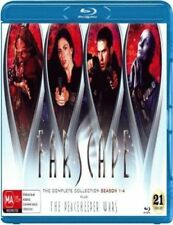 Farscape: Complete Collection (Inc Peacekeeper Wars) Blu-Ray