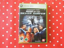 Fantastic Four Rise of the Silver Surfer XBOX 360 in OVP mit Anleitung