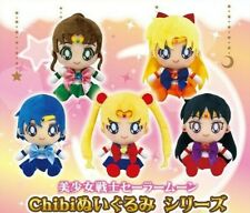 NEW 2020 Sailor Moon Chibi Plush Doll Series 5 Types Bandai Official Japan