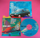 CD Disc Joy Music Compilation OPEL CORSA JOY FARGETTA 49ERS no vhs dvd(C40*)
