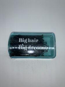 Scunci Black Bobby Pins Big Hair Big Dreams 99 pcs New