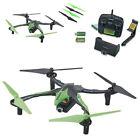 Dromida Green Ominus FPV UAV 238mm Quadcopter RTF w/ Radio / Battery / Charger