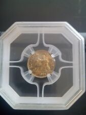 50 centimes 1922 geni 65 fdc