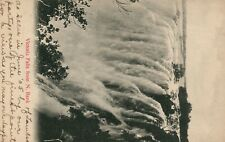 1906 VICTORIA FALLS N BANK SOUTH AFRICA BRITISH COLONY POSTED POSTCARD