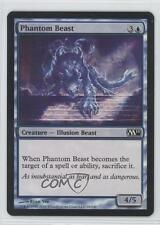 2010 Magic: The Gathering - Core Set: 2011 #69 Phantom Beast Magic Card 0a1