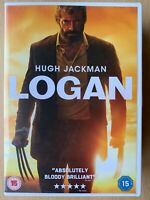 Logan DVD 2017 Marvel Universe X Men Wolverine Superhero Film Movie