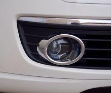 CERCLAGE ENTOURAGE FEUX ANTIBROUILLARD AVANT CHROME VW JETTA 5 GOLF 5 V SW NEUF