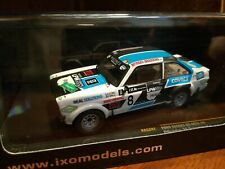 1 43 Ixo Ford Escort MK2 RS #8 Boucles de Spa Snijers/eggermont 2014