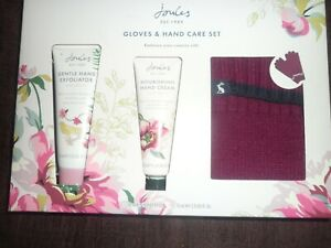 Joules Hand & Glove Care Gift Set BNIB
