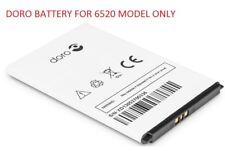 Genuine Battery for Doro PhoneEasy Mobile MODELS  6520
