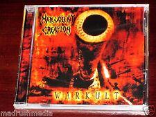 Malevolent Creation: Warkult CD 2004 Bonus Track Nuclear Blast USA NB 1293-2 NEW