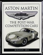 ASTON MARTIN COMPETITION CARS Collectors Cards - DB2 DB3S DBR1 DB4GT DP214 AMR1