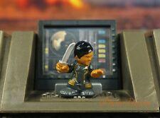 Hasbro Fighter Pods Micro Hereos Star Trek SULU S1-17 Cake Topper Figure K1281Z