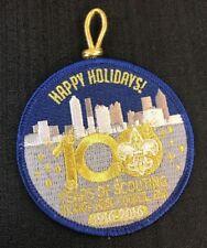 Boy Scouts of America 100 Years Christmas Ornament Atlanta BSA Eagle/Cub Scout