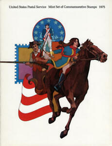 United States #1553//1580 MNH 1975 Commemorative Mint Set