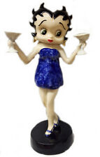 """Wade Betty Boop 'Drinks on Me!' figurines, height approx 6"""""""