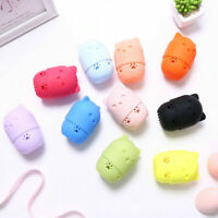 Cute Beauty Sponge Travel Case Practical Sponge Holder Makeup Sponge Holder Tool