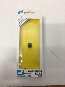 Viessmann 5241 lok-decoder spur n