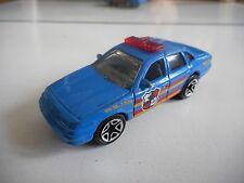 Matchbox Ford Crown Victoria Police in Blue