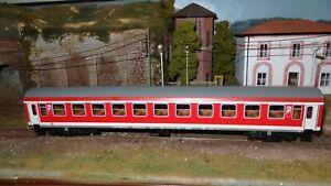 Roco 51285B Railway Carriage Red Traffic DB