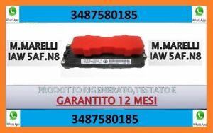 IAW 5AF N8 magneti marelli CENTRALINA MOTORE - NO RESO DELLA CARCASSA