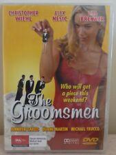 DVD - THE GROOMSMEN Wiehl Nesic Brenner Gareis Martin Trucco - BRAND NEW - MA15+