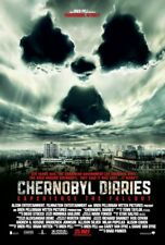 OLIVIA DUDLEY THE CHERNOBYL DIARIES 27X41 AUTHENTIC DOUBLE SIDED THEATRE POSTER