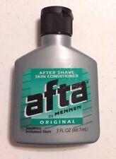 New Afta After Shave Skin Conditioner Original 3 Fl Oz